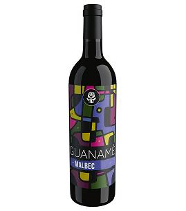 2 Vino Tinto Guanamé Malbec