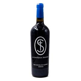 4 Vino Tinto Reserva Merlot La Santísima Trinidad