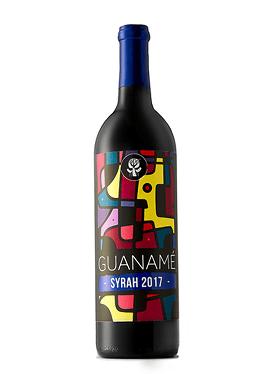 7 Vino Tinto Guaname Syrah