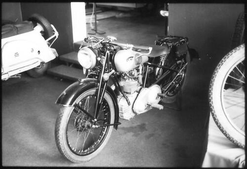 NSU Motorrad 1923 - 108205 - 13A