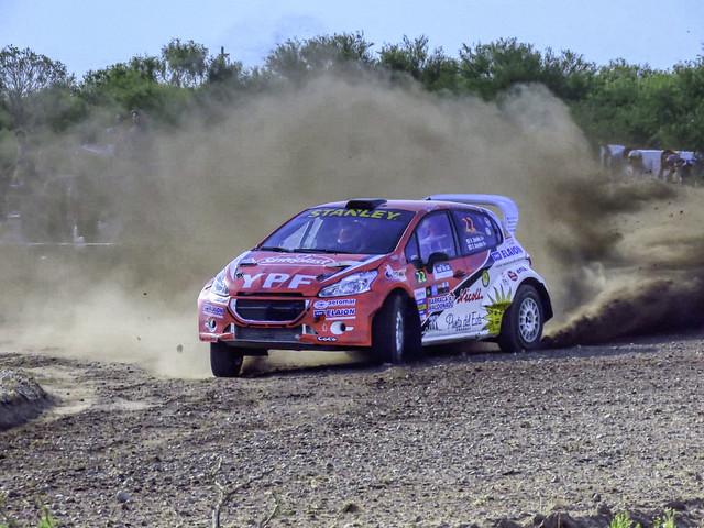 Zeballos Rally Team