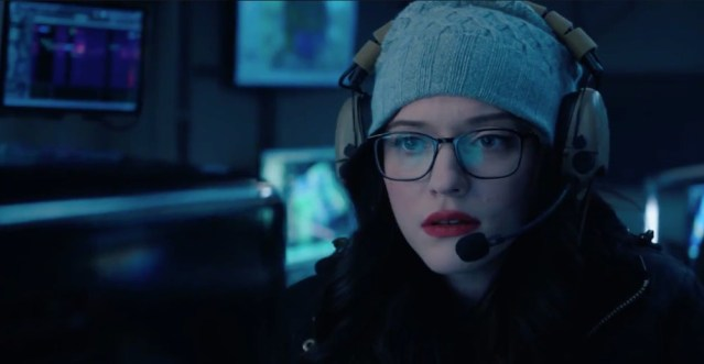 Kat Dennings as Darcy in Wandavision