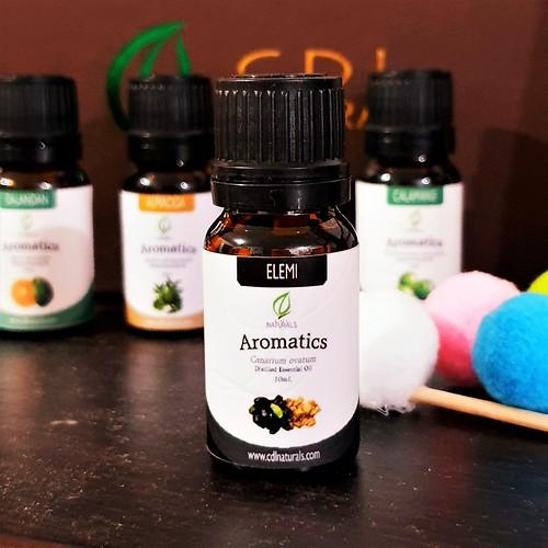 CDL Naturals Essential Oils Elemi