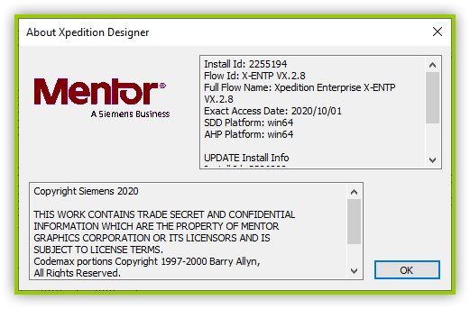 Mentor Graphics Xpedition Enterprise VX.2.8+Update2 full