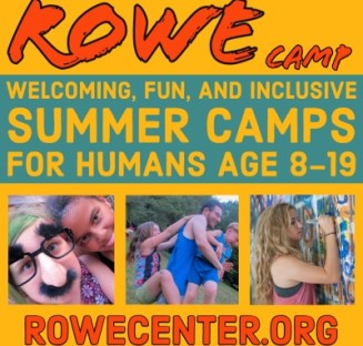 Summer Camp at Rowe Center