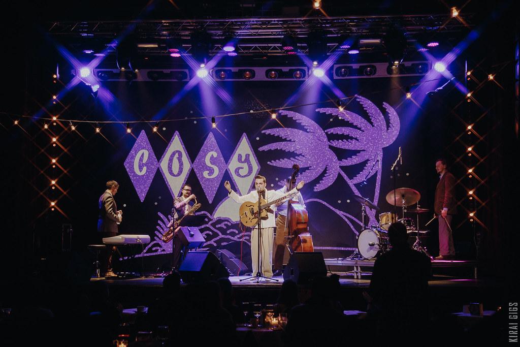 Cosy Oleksa - Live at Caribbean Club, Kyiv [21.02.2020]