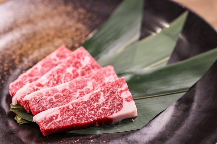 薩摩和牛牛肋肉