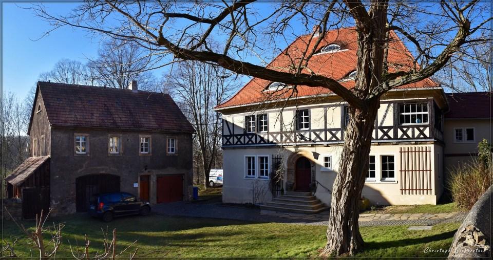 Pfarrhaus in Reinsberg