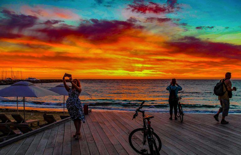 Selfie At Sunset  (Explore 25Feb21)