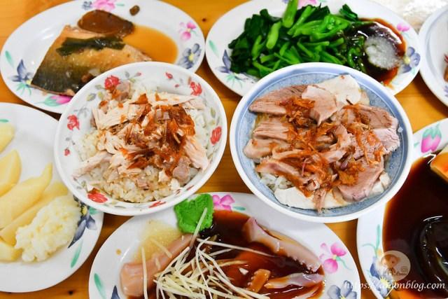 正統火雞肉飯, 嘉義雞肉飯推薦, 嘉義小吃推薦, 嘉義必吃雞肉飯
