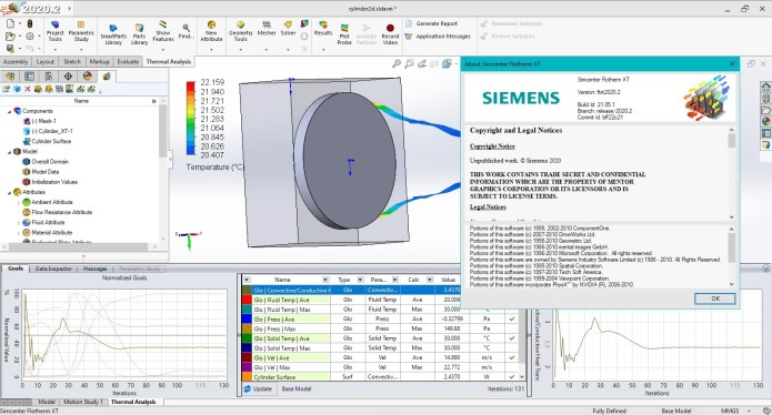Working with Siemens Simcenter Flotherm XT 2020.2 Win64 full