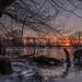 frosty sundown
