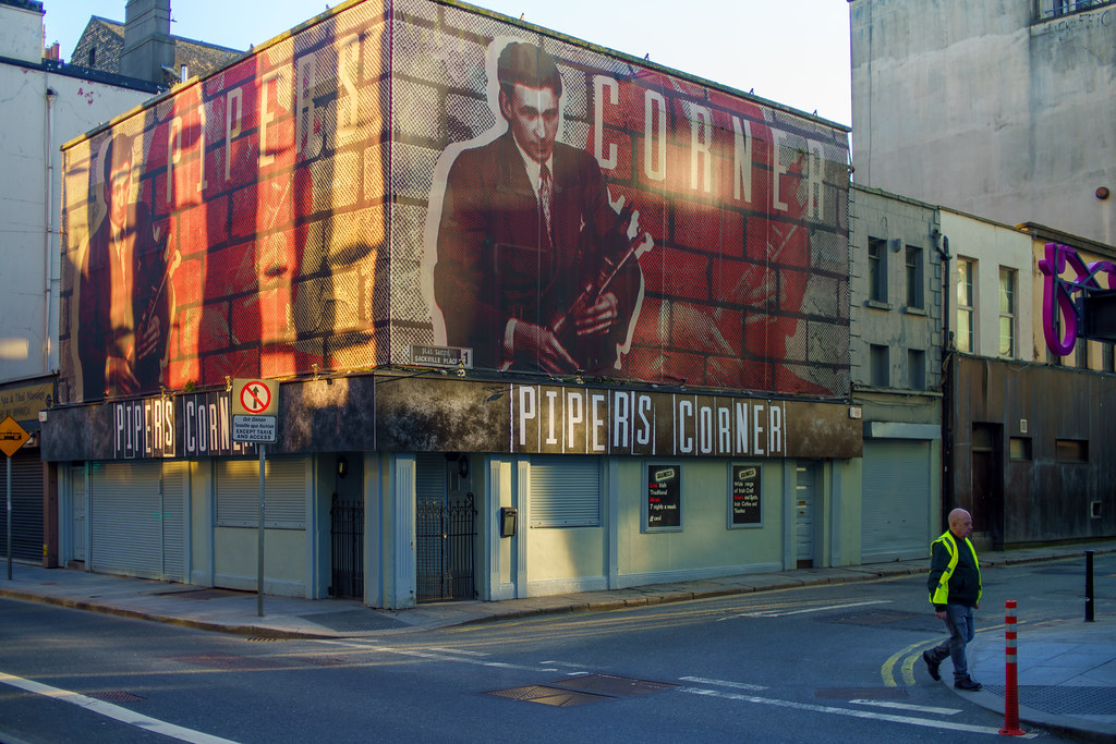 THE PIPERS CORNER [DUBLIN CITY CENTRE PUB]-170352
