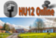 HU12 Online Zoom banner.