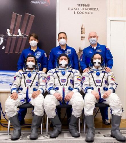 Expedition 65 Preflight