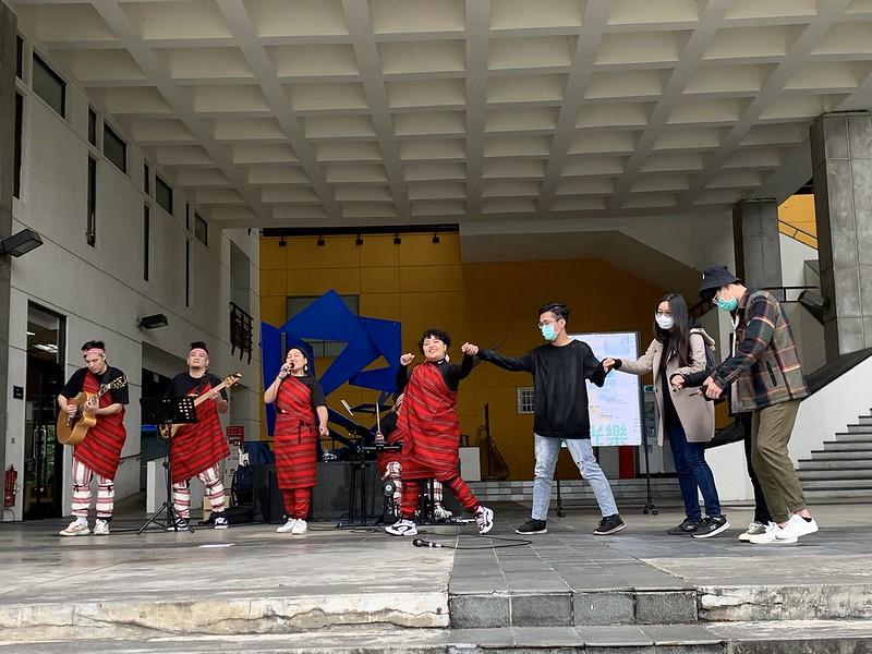 20210303第21屆元智社區藝術節開幕 (1)