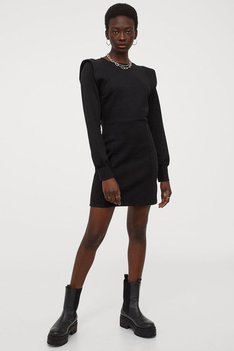 12_hm-fitted-sweatshirt-dress