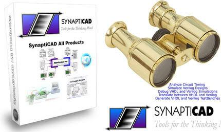 Working with SynaptiCAD Product Suite 20.47 full license