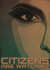 Citizens are watching