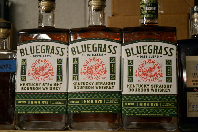 Bluegrass Whiskey
