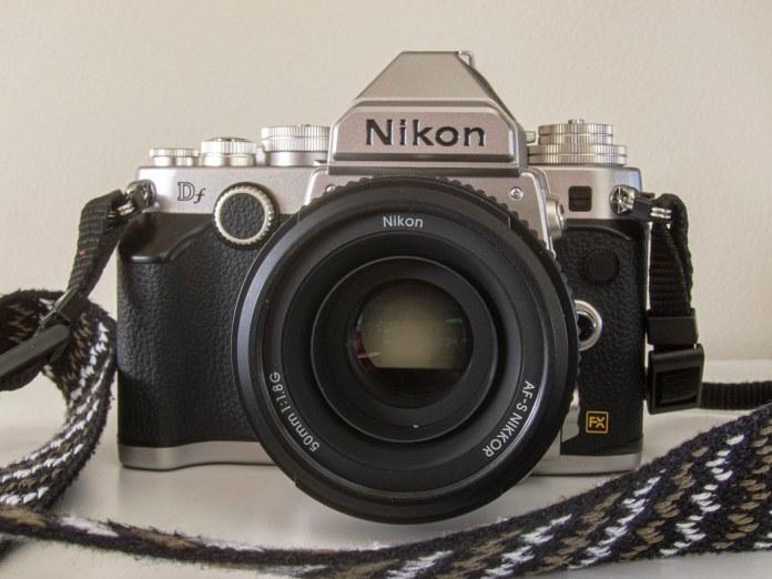 My Nikon Df