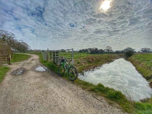 Chichester gravel loop - South Mundham