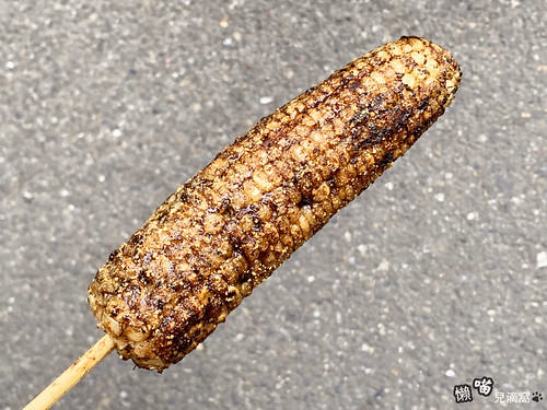 阿滿玉米攤