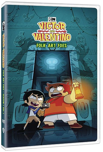 Victor and Valentino: Folk Art Foes @WBHomeEnt #MySillyLittleGang