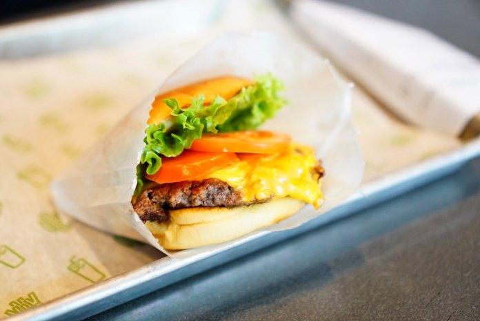 Shack Burger 02