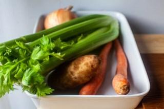 simple vegetables