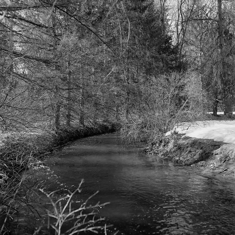 Geyser Creek 2, Winter Thaw