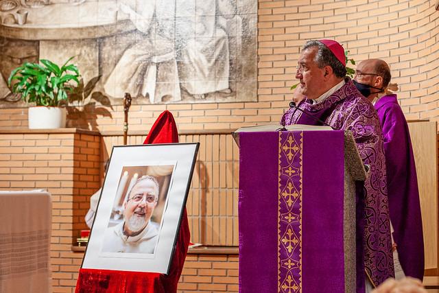 Funeral P. Antonio Anastasio