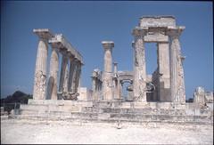 1992_07.04-18 Templo Aphaia Egina