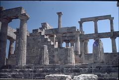 1992_07.04-16 Templo Aphaia Egina
