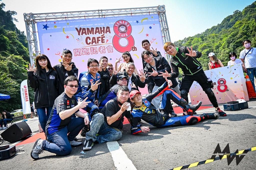 YAMAHA Cafe 8th開跑記者會_-15
