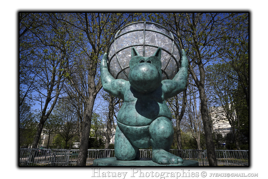 Geluck Champs Elysées 20210329 404F