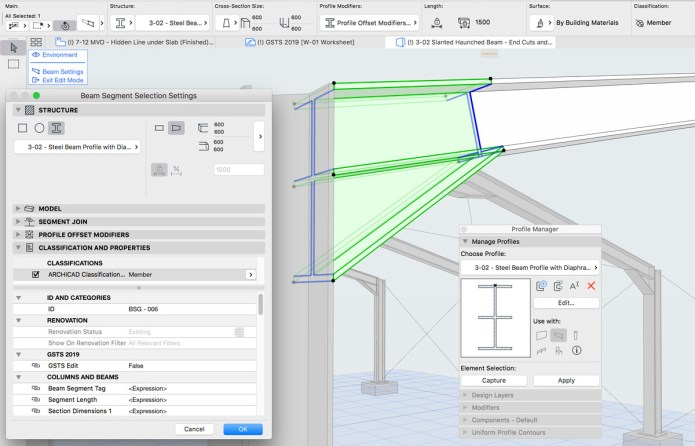 Working with ARCHICAD 24.5000 full