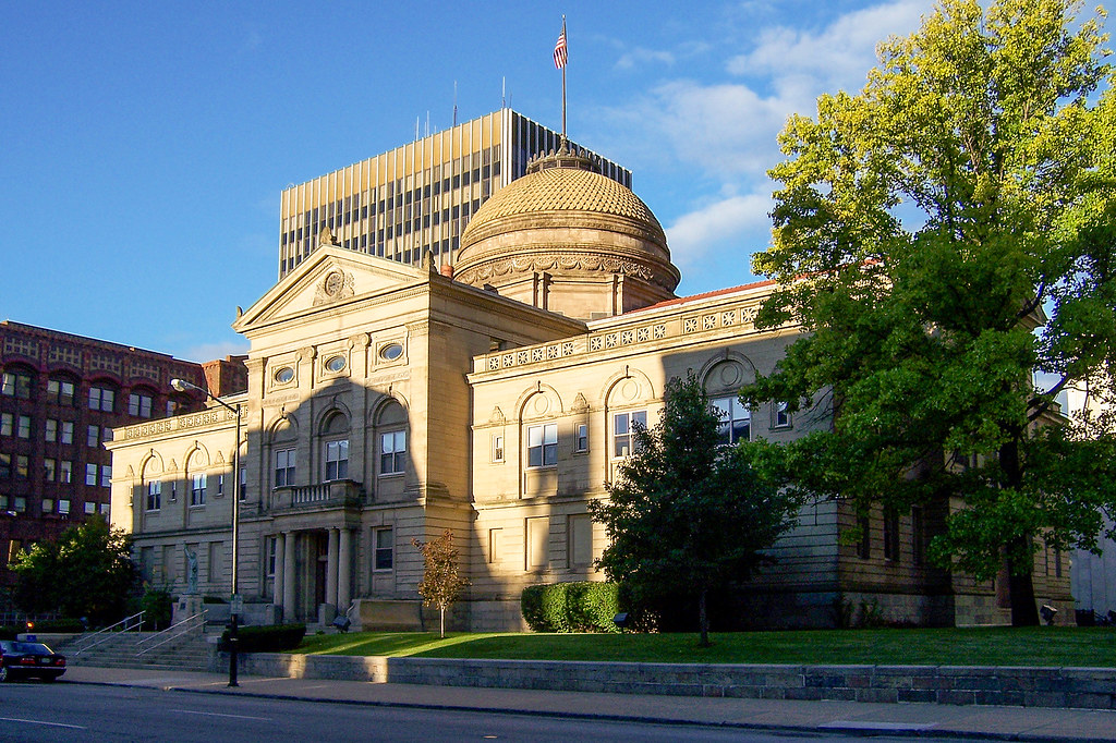 St. Joseph County Courthouse