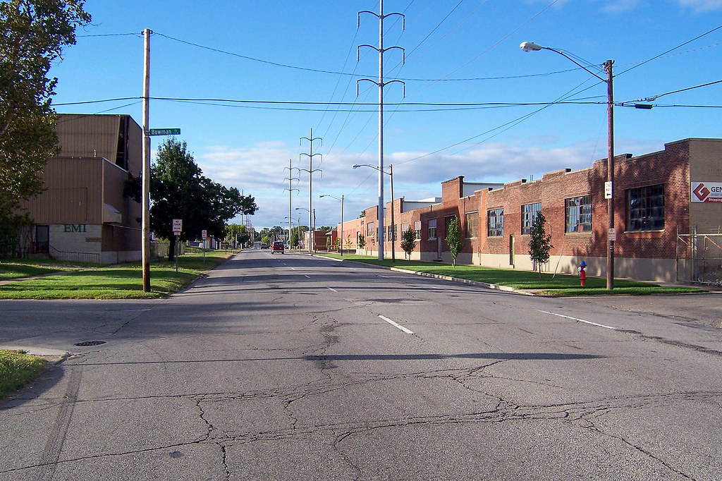 Southbound Main Street