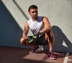 Rico Torres UFC Boxer Model Nike Ambassador