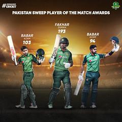 Winning ODI team (5)