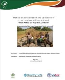 cover - crop residues manual