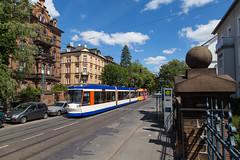 Strassenbahn Darmstadt