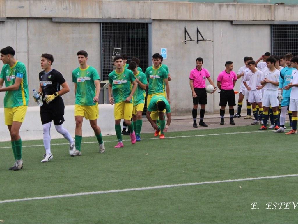 11/04/2021- At. Rafal VS La Unión Juvenil nacional