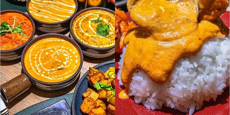 飪室咖哩 Renshi | 台中西區公正路印度咖哩專賣店,咖哩濃郁厚香搭配蒜味甩餅好好吃。