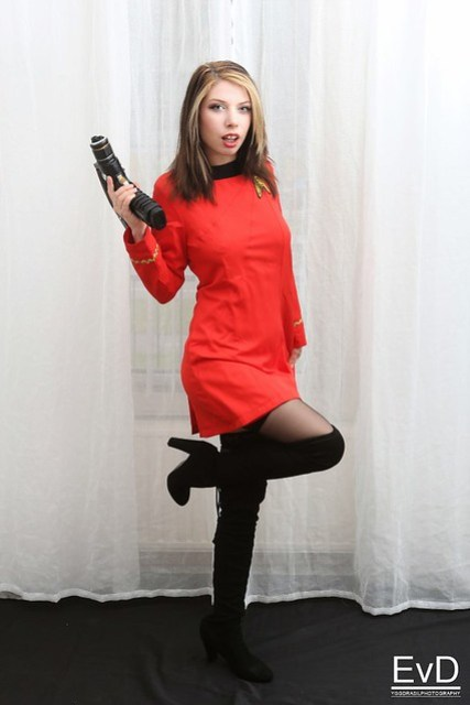 51113501187 1175706451 z Red Shirt shoot with Maria