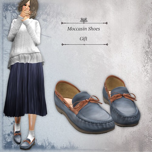 Moccasin Shoes (Group Gift)