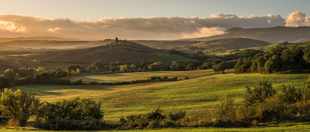 longing for tuscany
