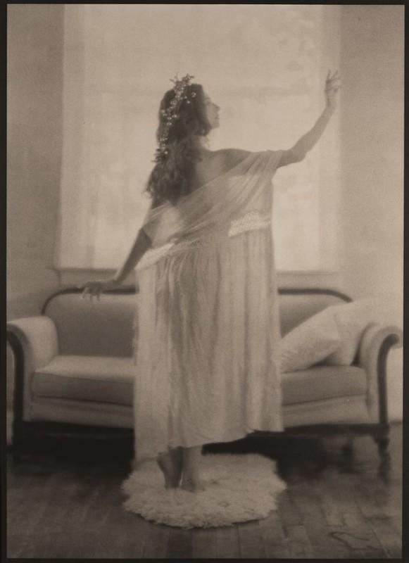 Sarah, Nebulous (Platinum/Palladium Print)