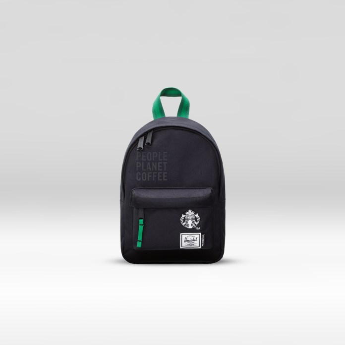 The reSupply STARBUCKS® X Herschel Supply Co. Classic Mini Backpack (9L)